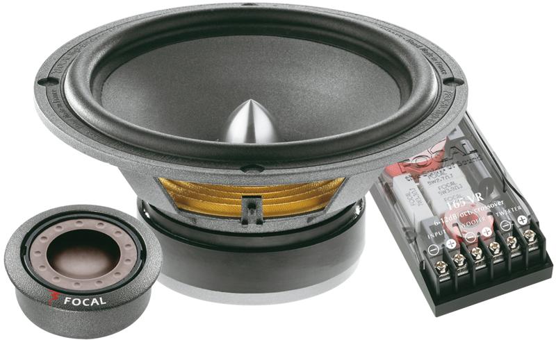 компонентная акустическая система